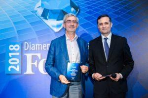 W imieniu Solski Communications, prezes Ryszard Solski odebrał nagrodę Diament Forbesa przyznawaną najlepiej rozwijającym się polskim przedsiębiorstwom.